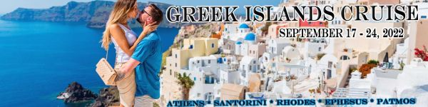 Greek Islands Cruise 2022