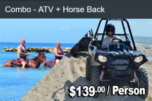 JamWest ATV and Horseback Ride