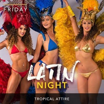 riviera latin friday