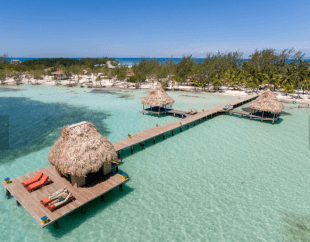 Swingers and nudists set to bask in Belizean sun and waters